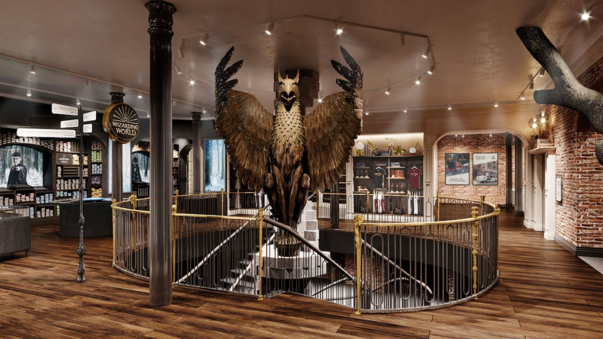 The World's Largest Harry Potter Store Is Opening In NYC