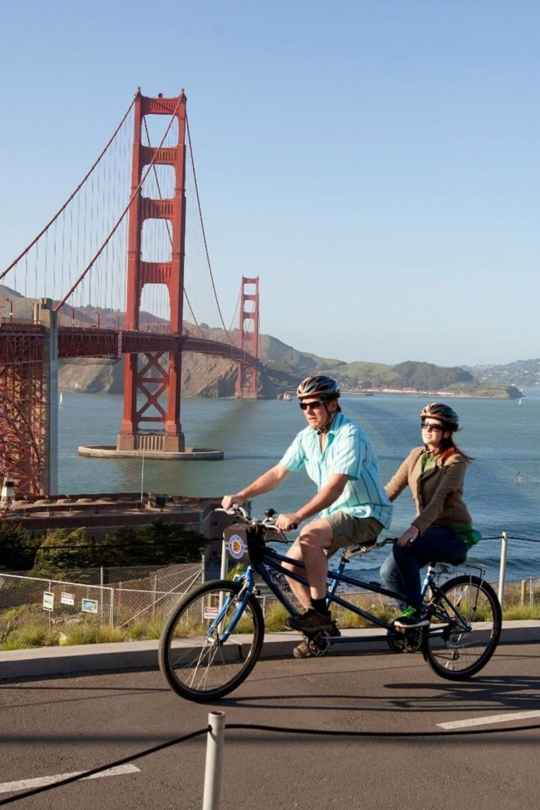 San Francisco Bike Tours & Rentals
