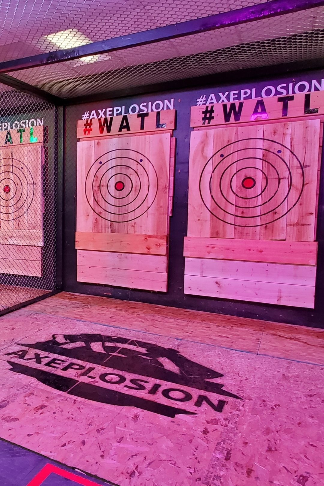 Axe Throwing in Aurora