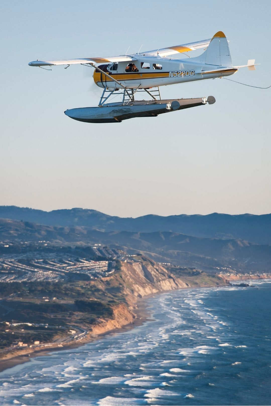 Seaplane Adventures - Norcal Coastal Tour