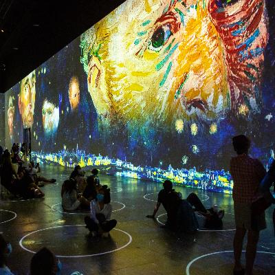 Tickets to Immersive Van Gogh Toronto