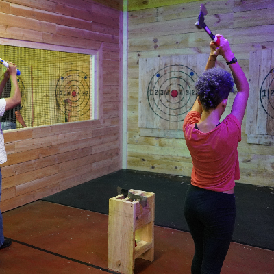 Axe Throwing Sessions