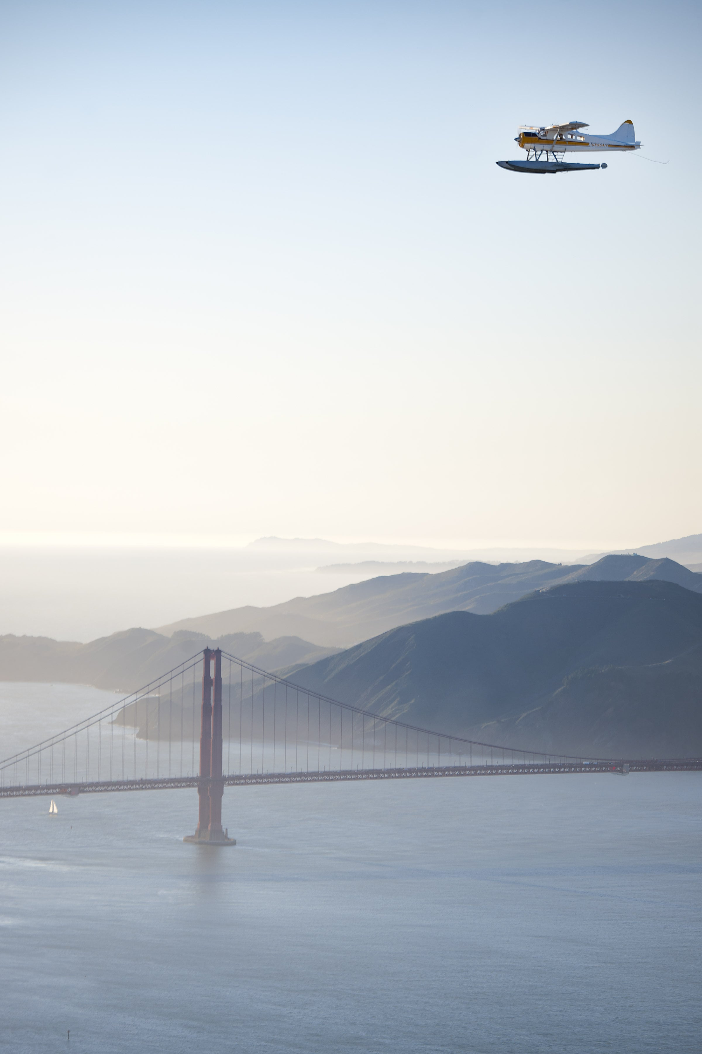 Seaplane Adventures - Golden Gate Bridge