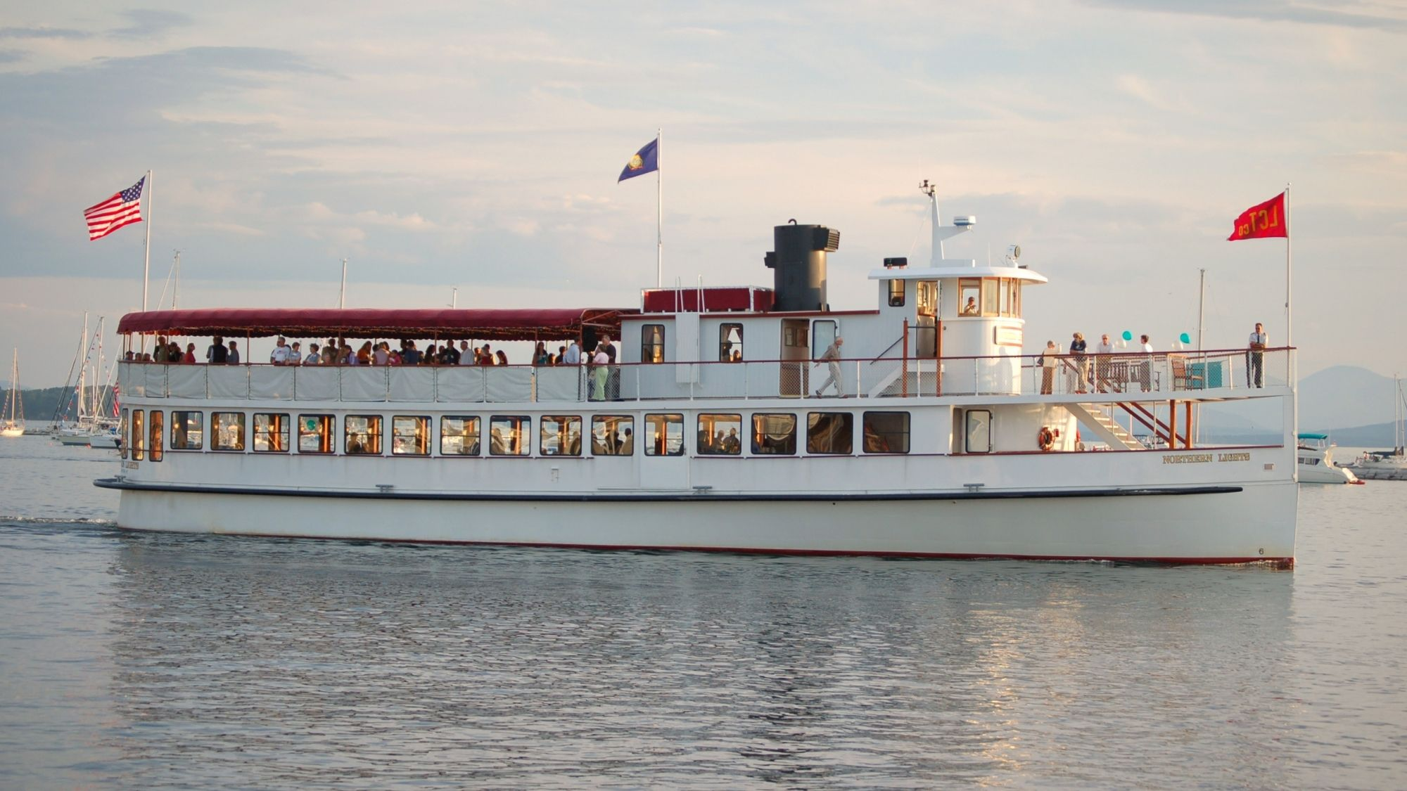 Sunset and Brunch Yacht Cruises