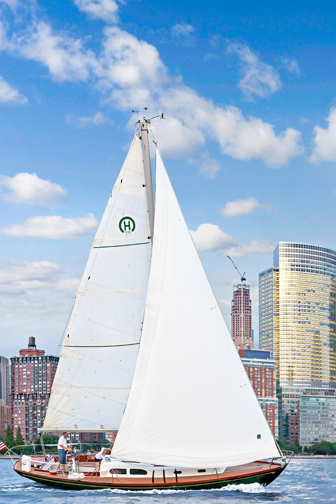 Private Sailing Charters Around NYC