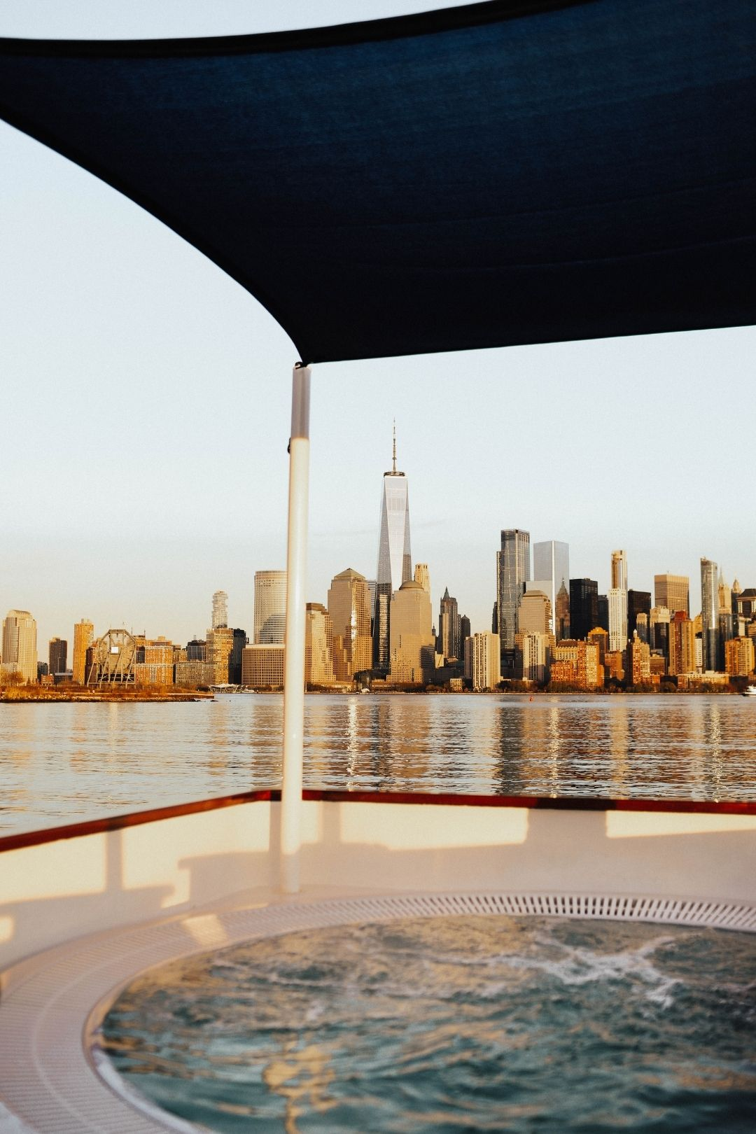 NYC Hot Tub Boat Cruise Giveaway