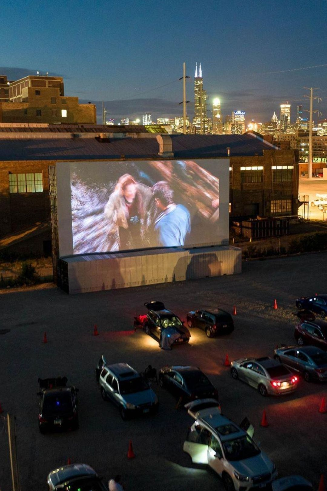 ChiTown Drive-In New Movies Announced