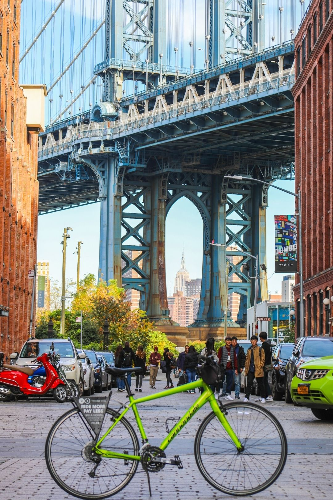 Bike Rentals and Tours of NYC