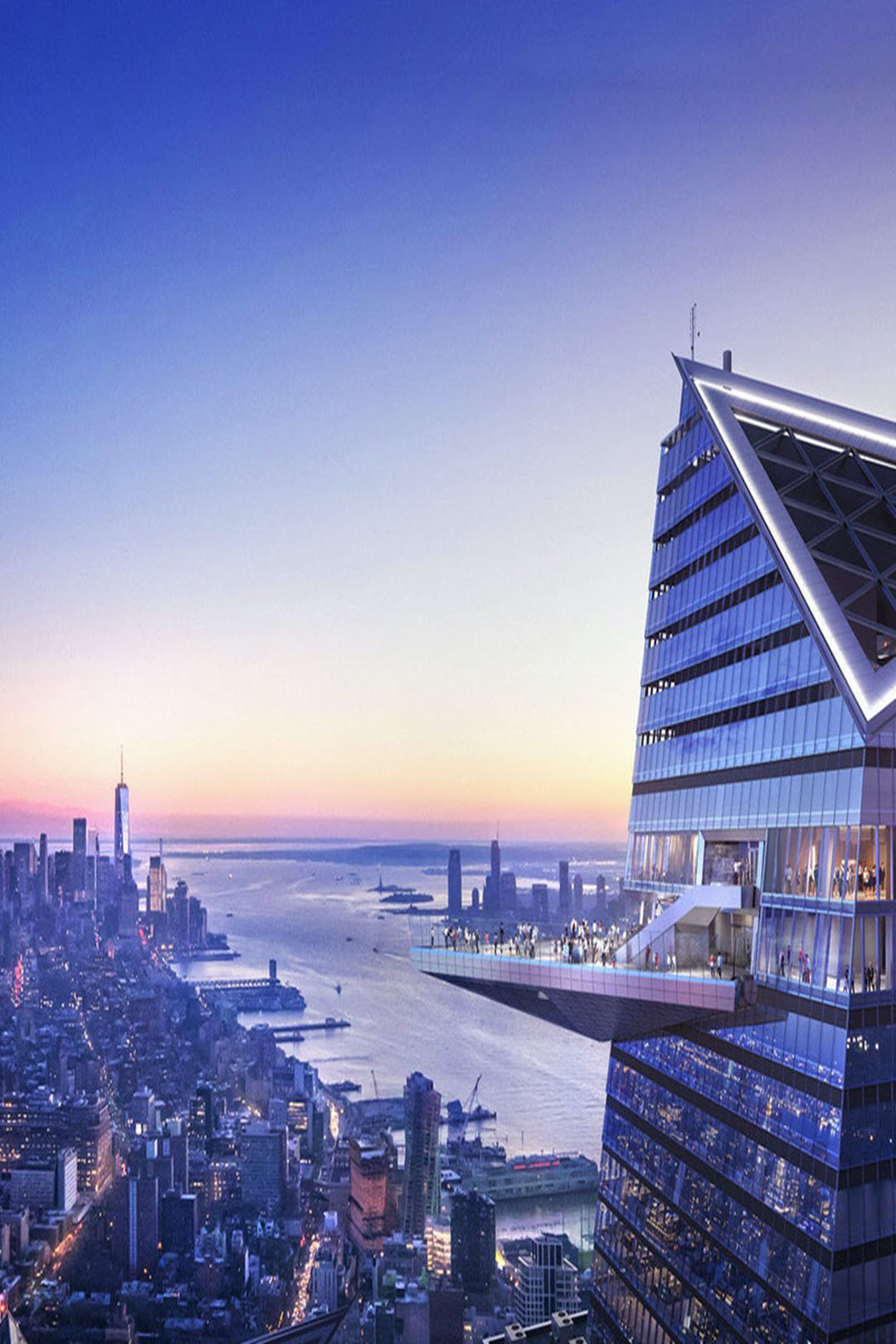 Edge at Hudson Yards - GA