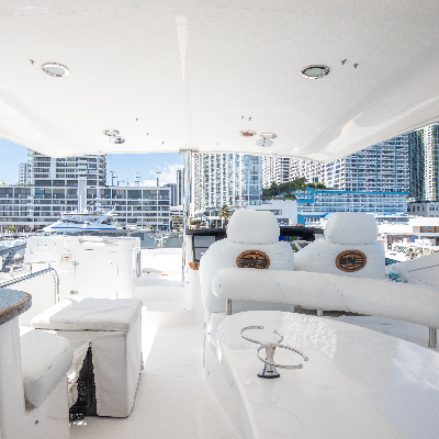 Private 58' Yacht Charter